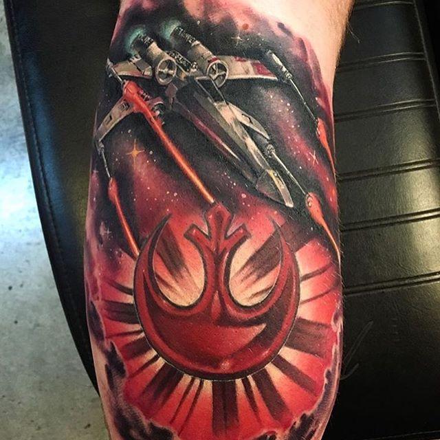 Pin On Star Wars Tattoos