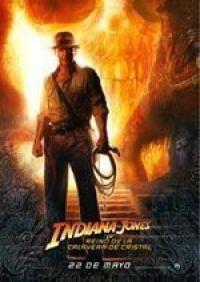 Indiana Jones Y El Reino De La Calavera De Cristal Enregistrament Video Una Pelicula De Steven Spielberg Indiana Jones Adventure Movie Best Movie Posters