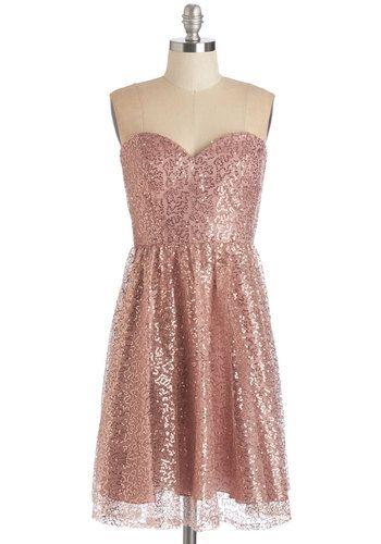 Gleams Do Come True Dress, @ModCloth