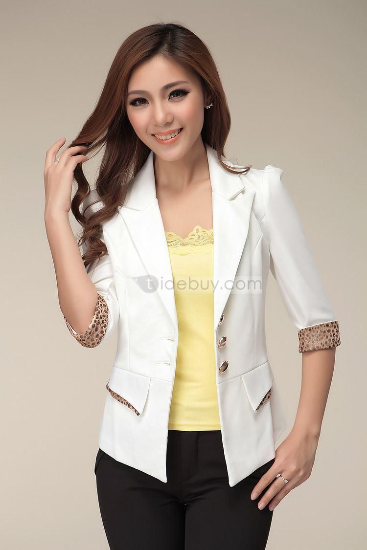 Trendy Fashionable 11 13 Year Old Ethnic Multi Cultural: Womens Trendy Blazers