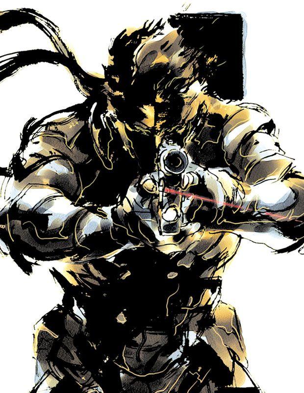 Solid Snake Metal Gear Metal Gear Solid Snake Metal Gear