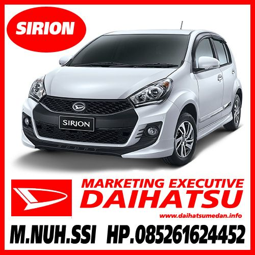 SIRION Medan Daihatsu City Car