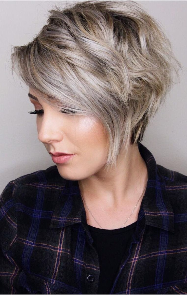 15+ Short layered hairstyles trends