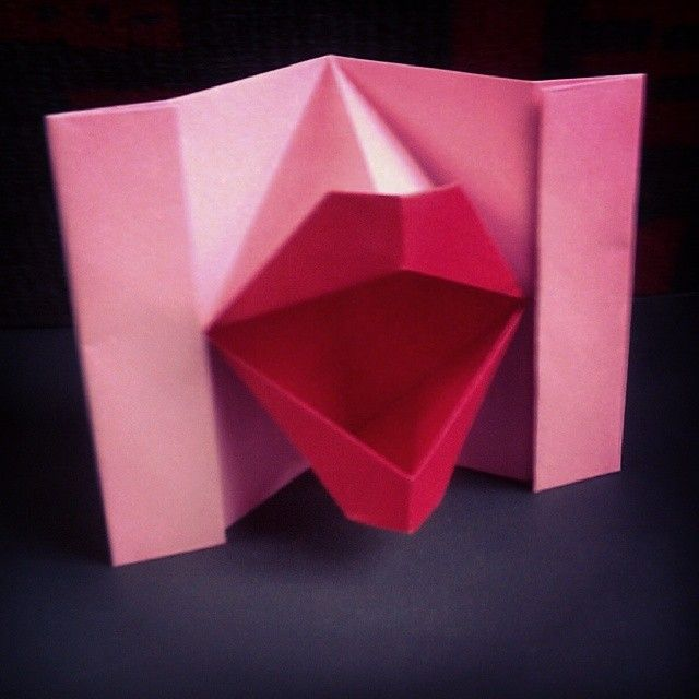 mouth #origami