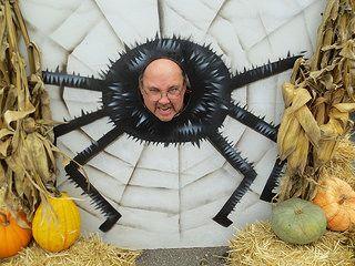 Face in Board fun for Halloween 2 | by cannellfan