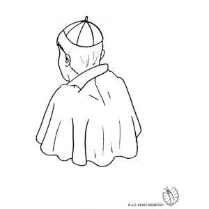 Disegno Di Papa Da Colorare Disegni Da Colorare Pinterest