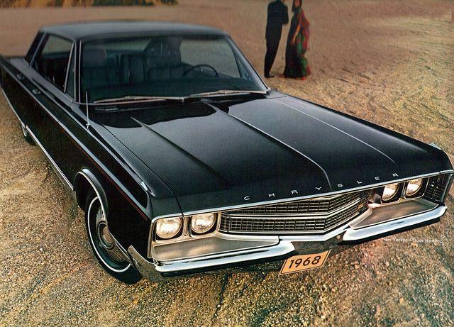 1968 Chrysler New Yorker 4 Door Hardtop 4mo Design For All Your