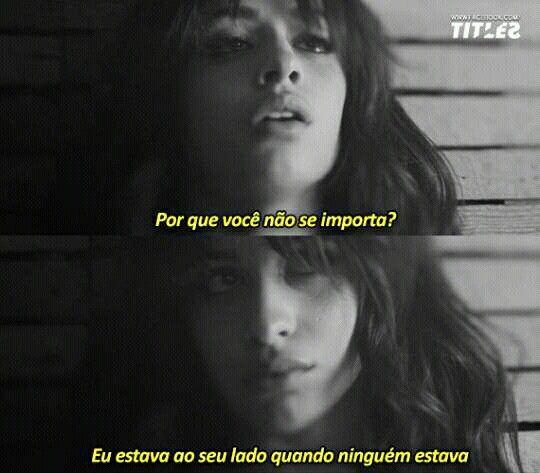 Trechos de músicas // Camila Cabello - I Have Questions