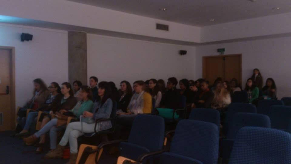 JobShop 2014 | Serviço Social