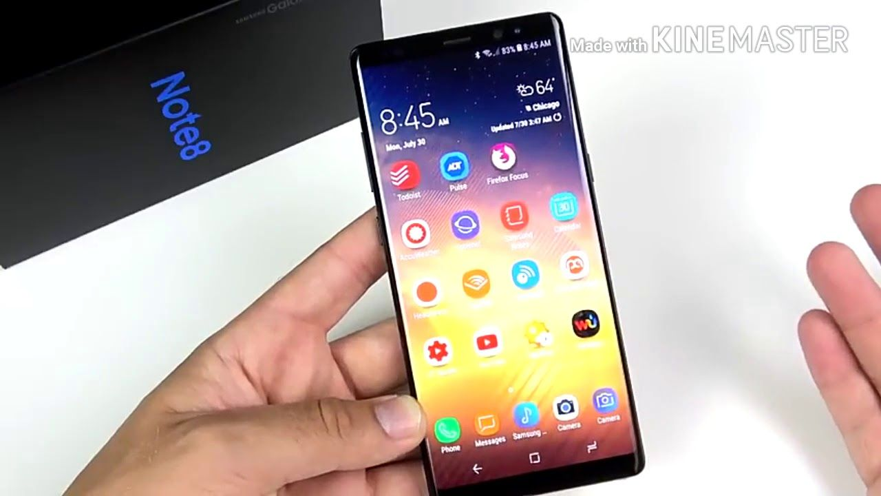 Samsung galaxy note 9 official review A to Z Videos