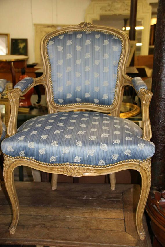 Superieur French Antique Armchair, Pair Of Armchairs, French Vintage 40s Armchairs Louis  15th Style,