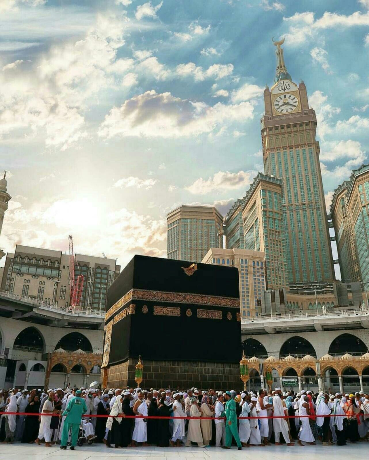 Mekkah Almukarramah Mekah Islam Pemotretan
