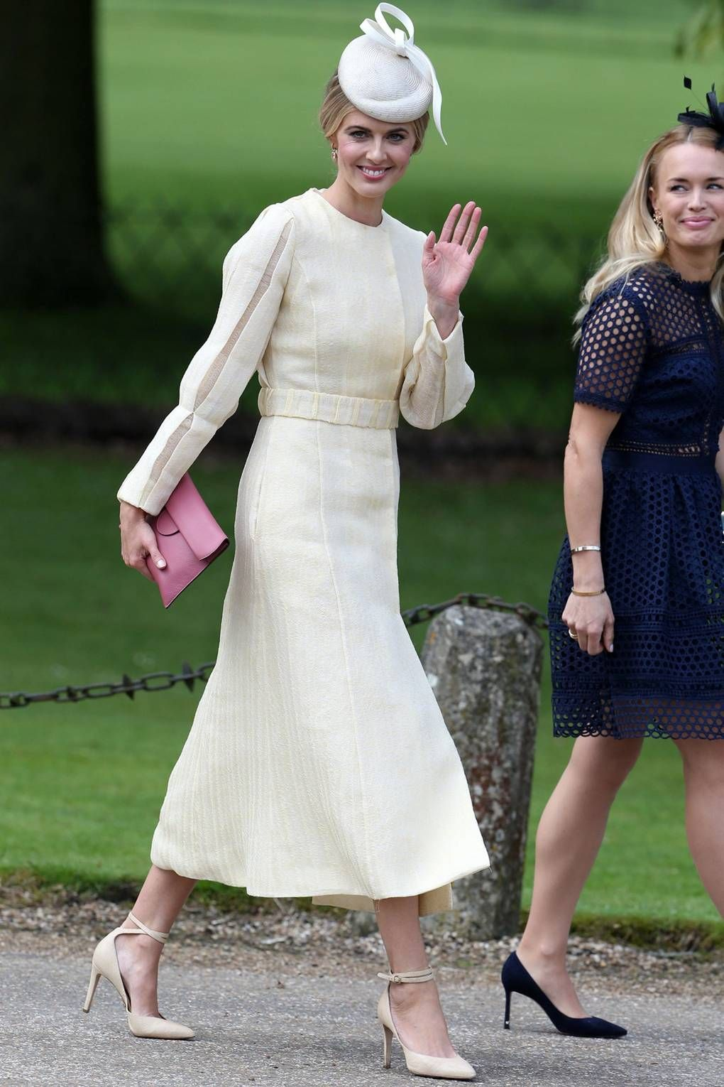 The Best Dressed Celebrity Wedding Guests Of 2018 Wedding Guest Dress Pippa Middleton Wedding Dress Wedding Dress Trends