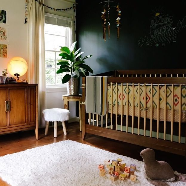 25 Cute And Comfy Scandinavian Nursery Ideas: 25 Cute Baby Nursery Ideas That Are Sweet Yet Elegant