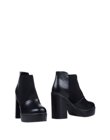 POLICE 883 Women's Ankle boots Black 10 US