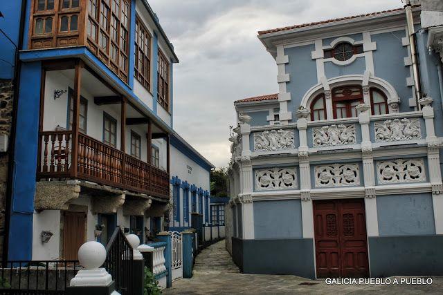 Galicia Pueblo A Pueblo Pueblo Marinero De Redes Ares Vigo Beautiful Sites Spain