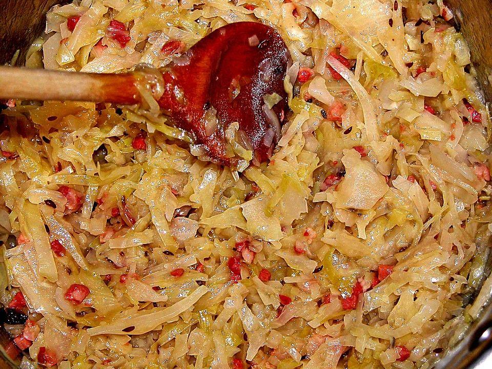 Bayrisch Kraut von backhexe68 | Chefkoch #czechfood