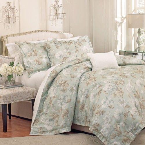 Raymond Waites Soire Lake Bedding By Comforters Comforter Sets Duvets