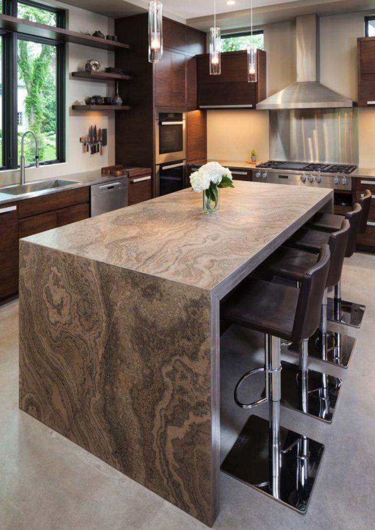 Modern Organic Home By John Kraemer Sons In Minneapolis Usa: Idyllic Contemporary Residence With Privileged Views Of Lake Calhoun