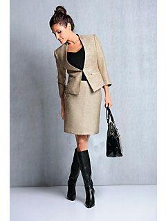 79686b67f2e1b2 Trendfarbe: Naturtöne online kaufen im Mode-Shop | Heine | Work ...