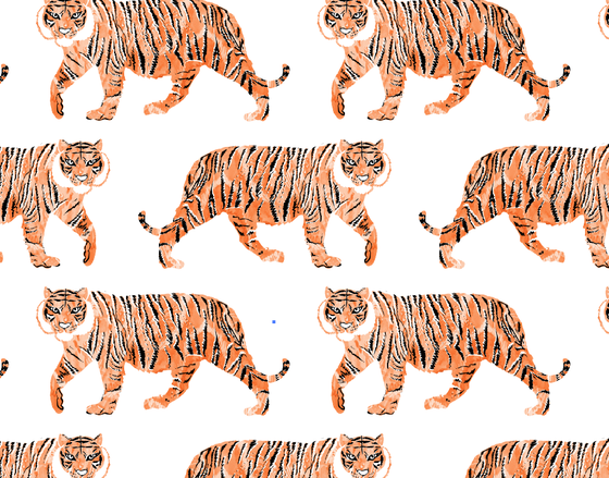 Image of Tiger Leggings- Organic Cotton | kiddo style in