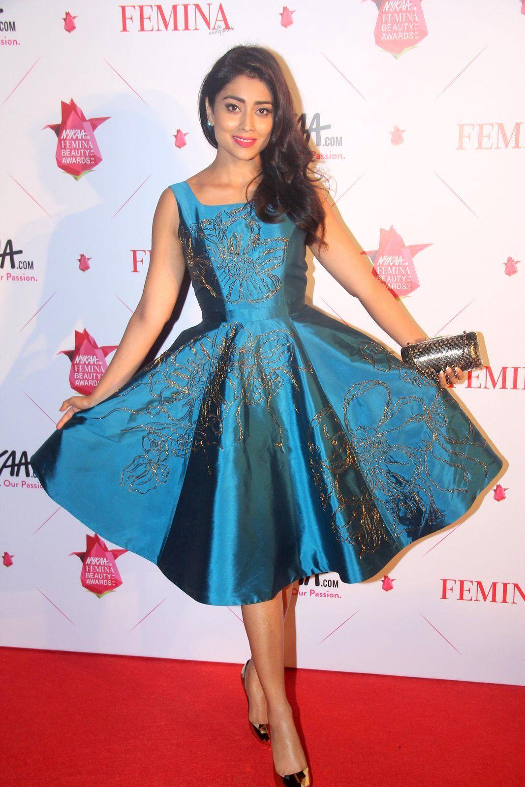 Shriyasaran picked a full skirted dress from rajatktangri at