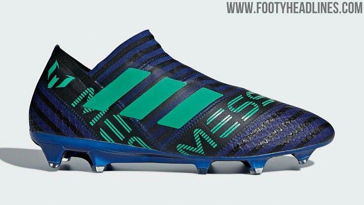 super popular b5dcc 7e2c6 Official  adidas Nemeziz Messi 17+360Agility  Deadly Strike  boots leaked