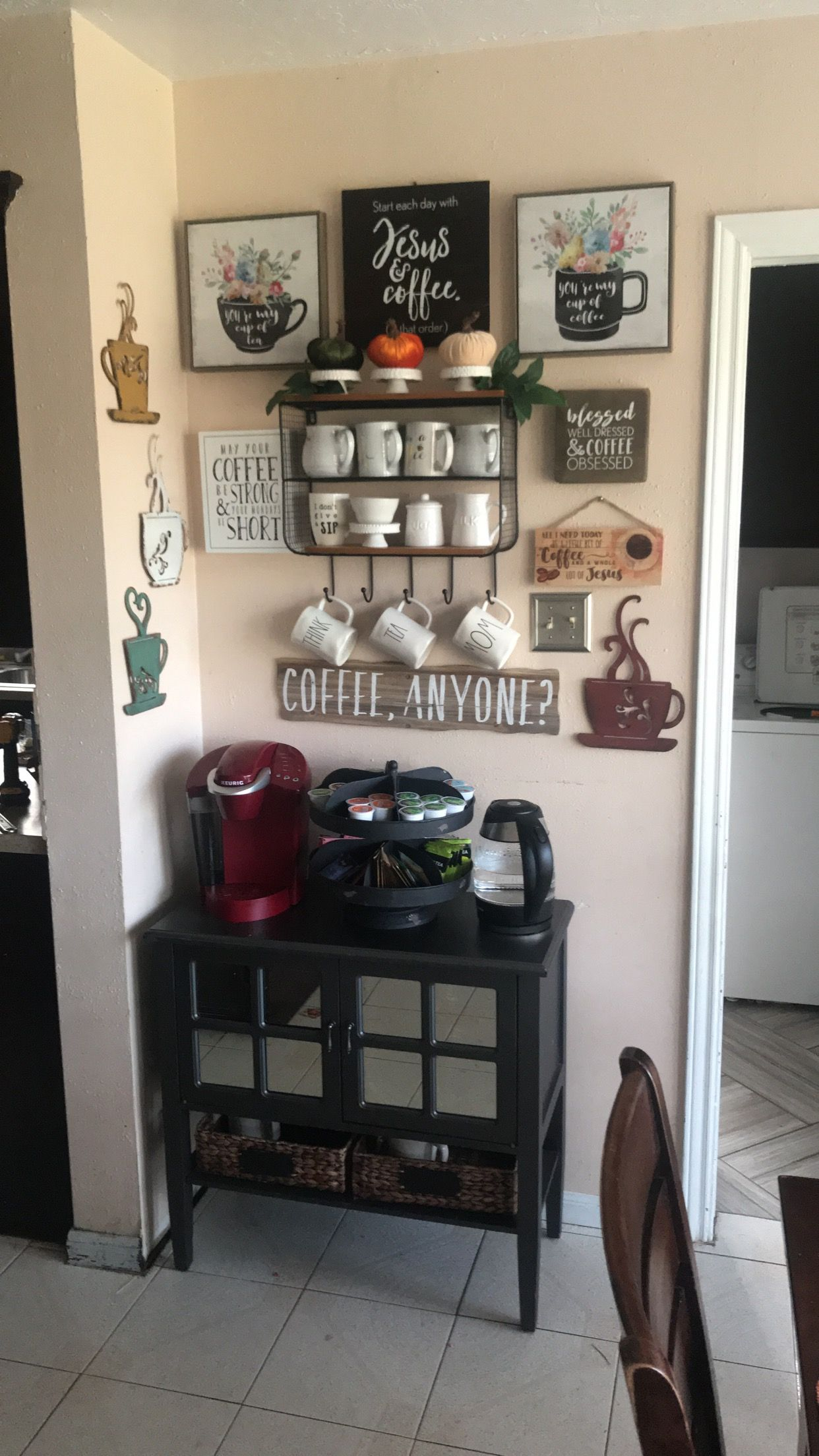 My Coffee Bar Coffee Bar Home Coffee Bar Home Coffee Stations