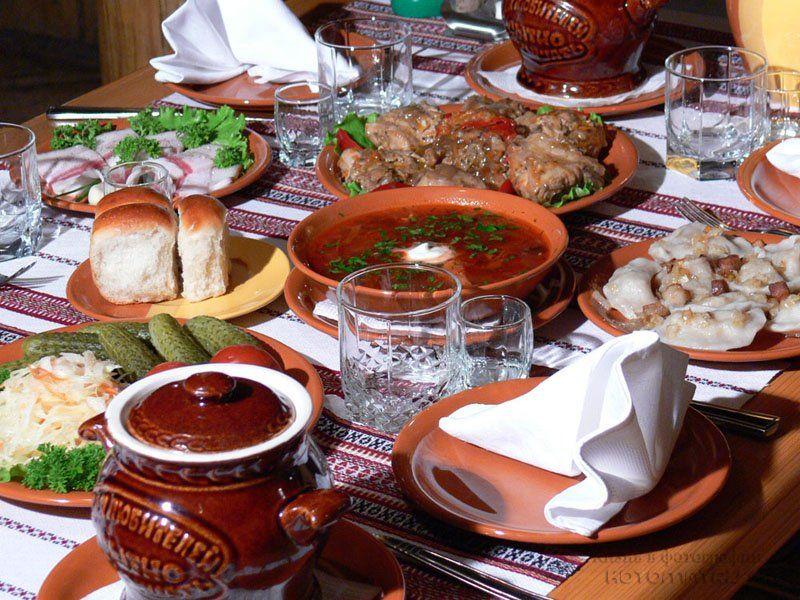 украинские блюда: 20 тыс изображений найдено в Яндекс.Картинках