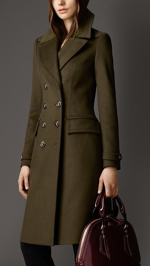 Military CoatBurberry 2019Burberry Wool in Cashmere sCBthQrdx