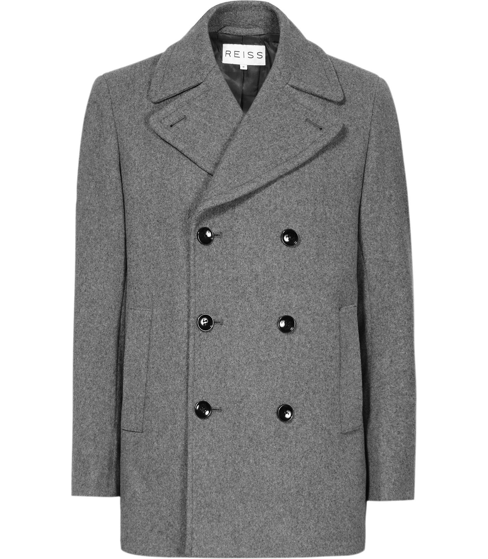 Benares - Denim | Grey, Peacoats and Roman
