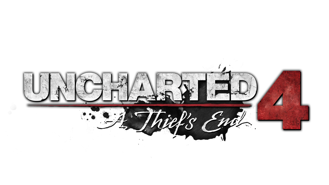 Logocore Uncharted A Thief S End Video Game Logos
