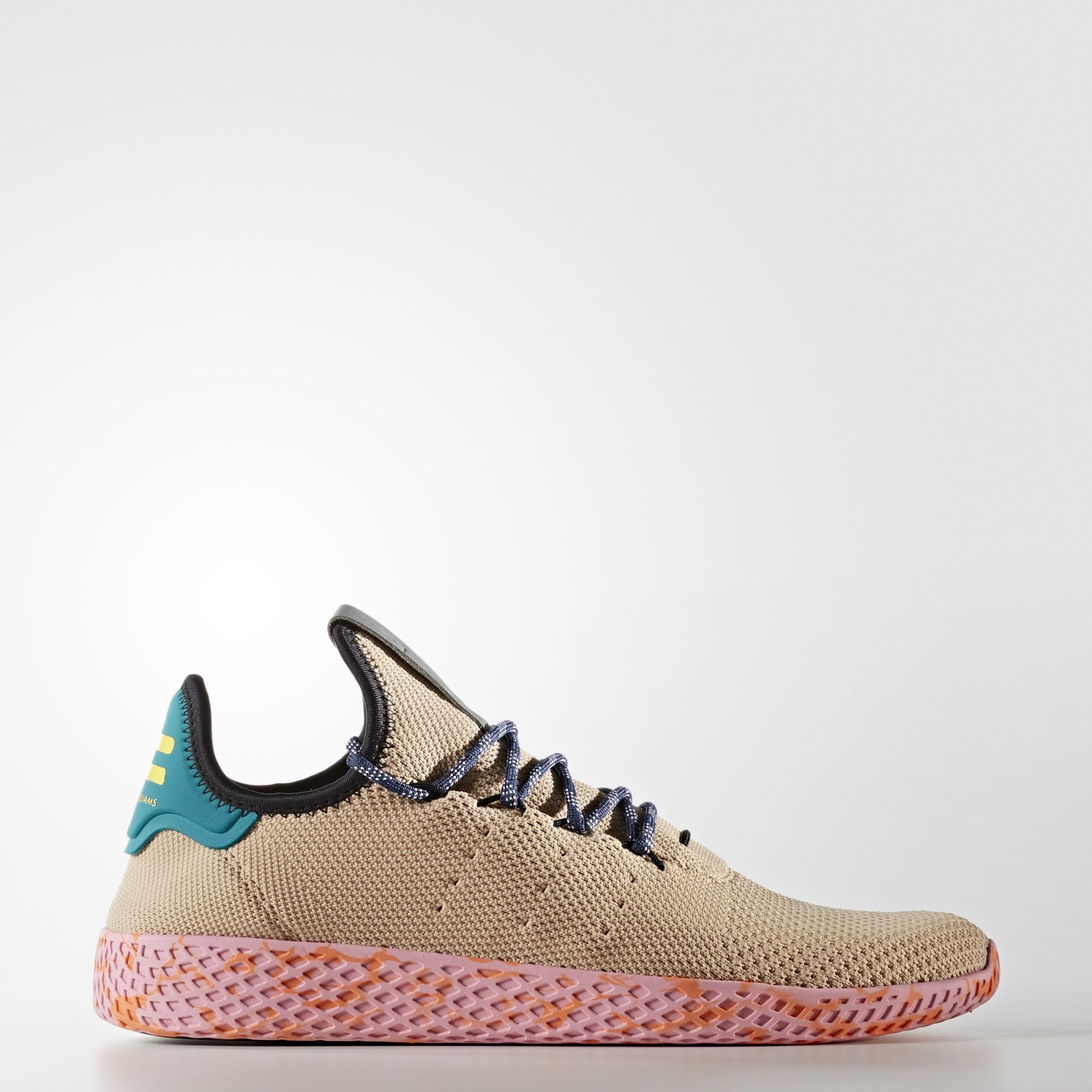 adidas - Pharrell Williams Tennis Hu Shoes  0ca3229f7da