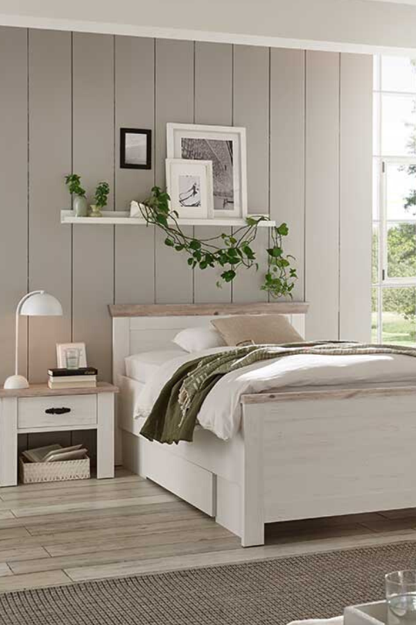 Schlafzimmer Set Flurencina In 2020 Schlafzimmer Set Haus Deko