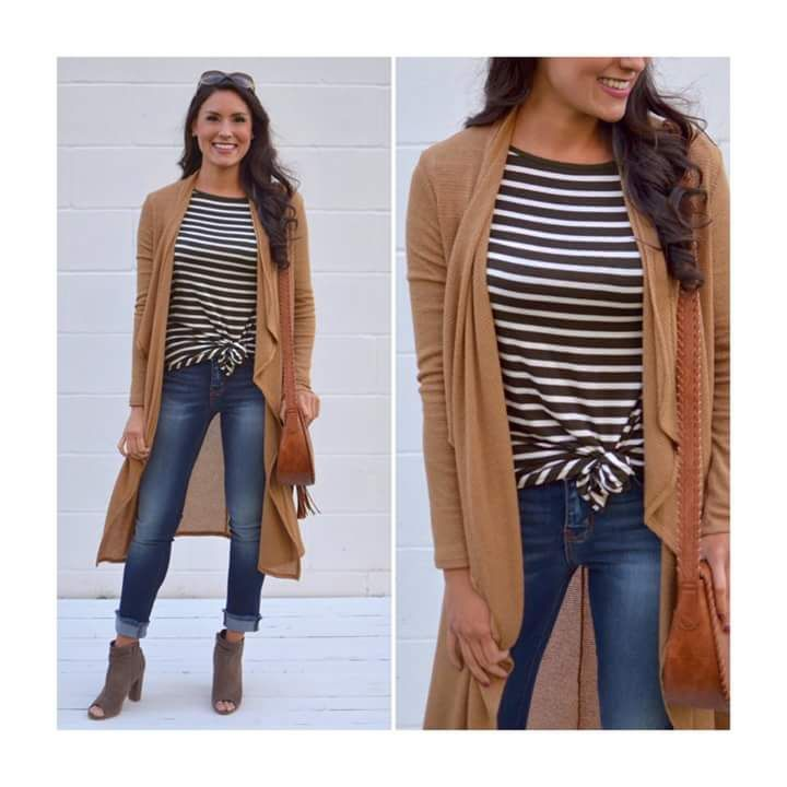 77552bd868706 60+ Styling Ideas for Long Cardigan Outfits for a Chic Fall and Winter Look