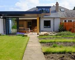 Extension Mobili ~ Image result for glass extension irish traditional exterior