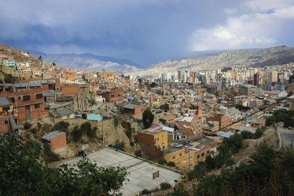Las ciudades más altas del mundo (© trdar/Getty Images)