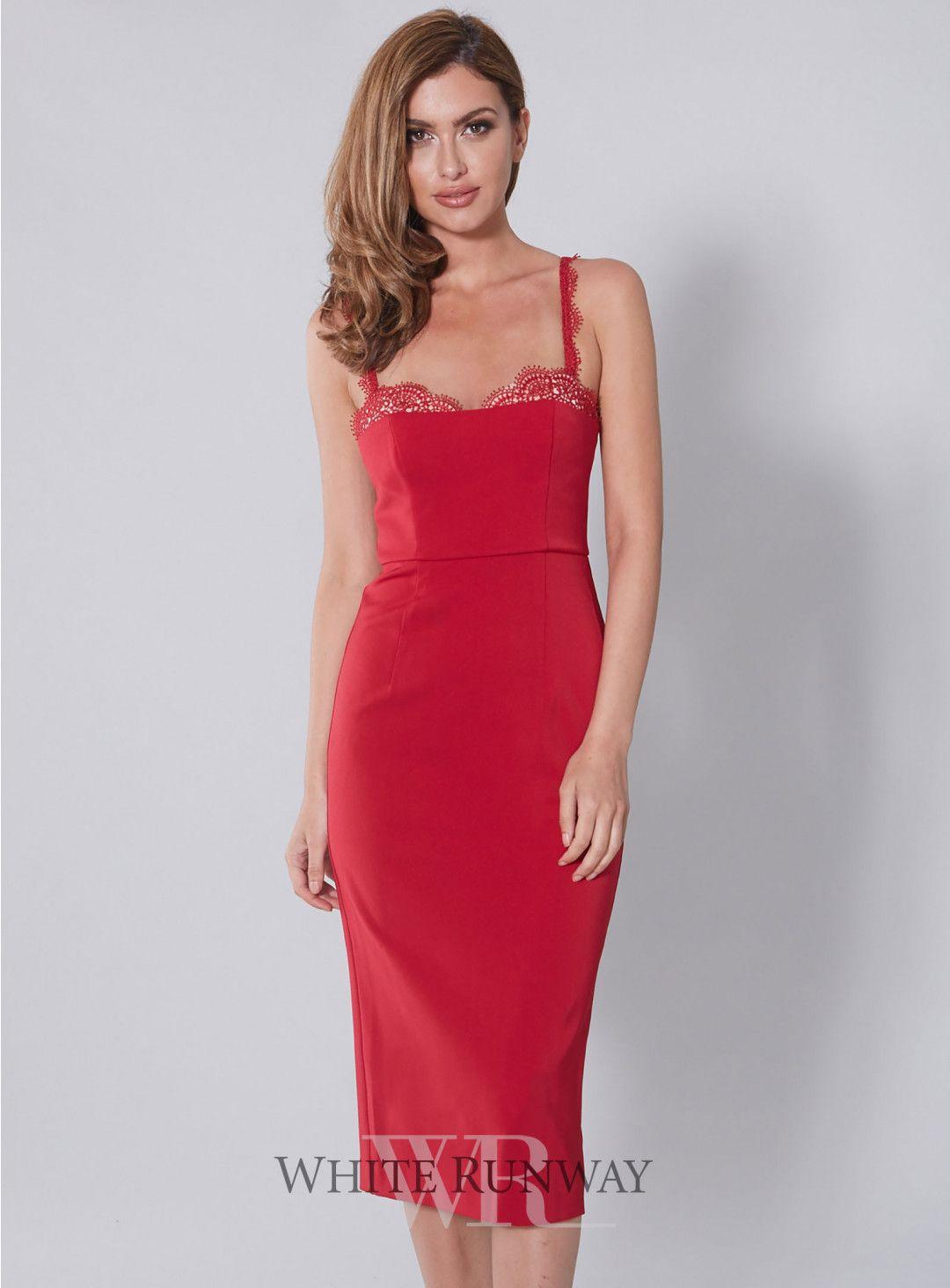 Dena Cocktail Dress Cocktail Dress Dresses Red Bridesmaids [ 1464 x 1080 Pixel ]