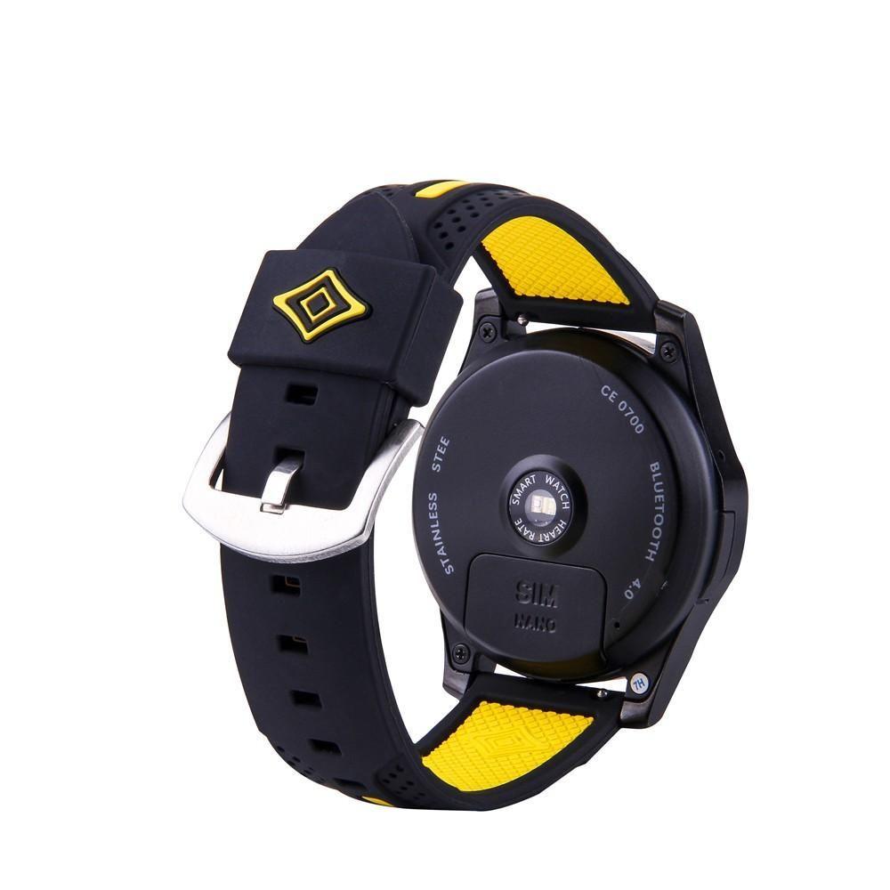 Soft Sport Silicone Watchband Strap men/women for Samsung
