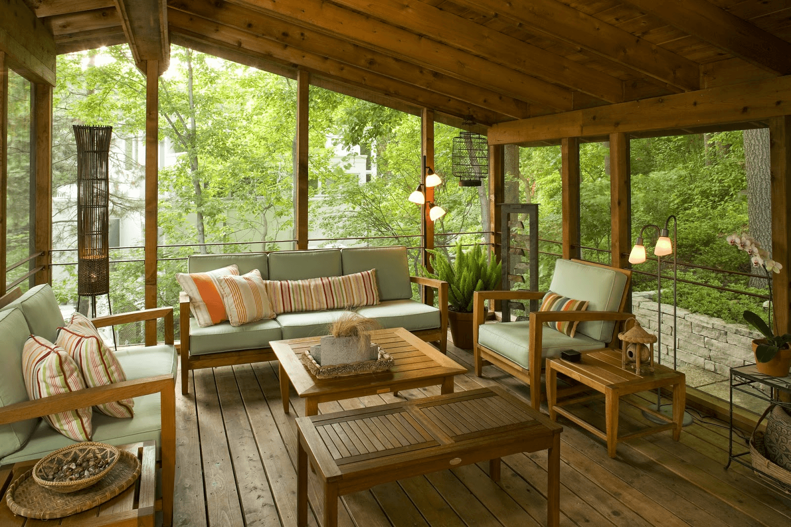 Back Porch Enclosure Ideas Back Porch Designs Porch Design