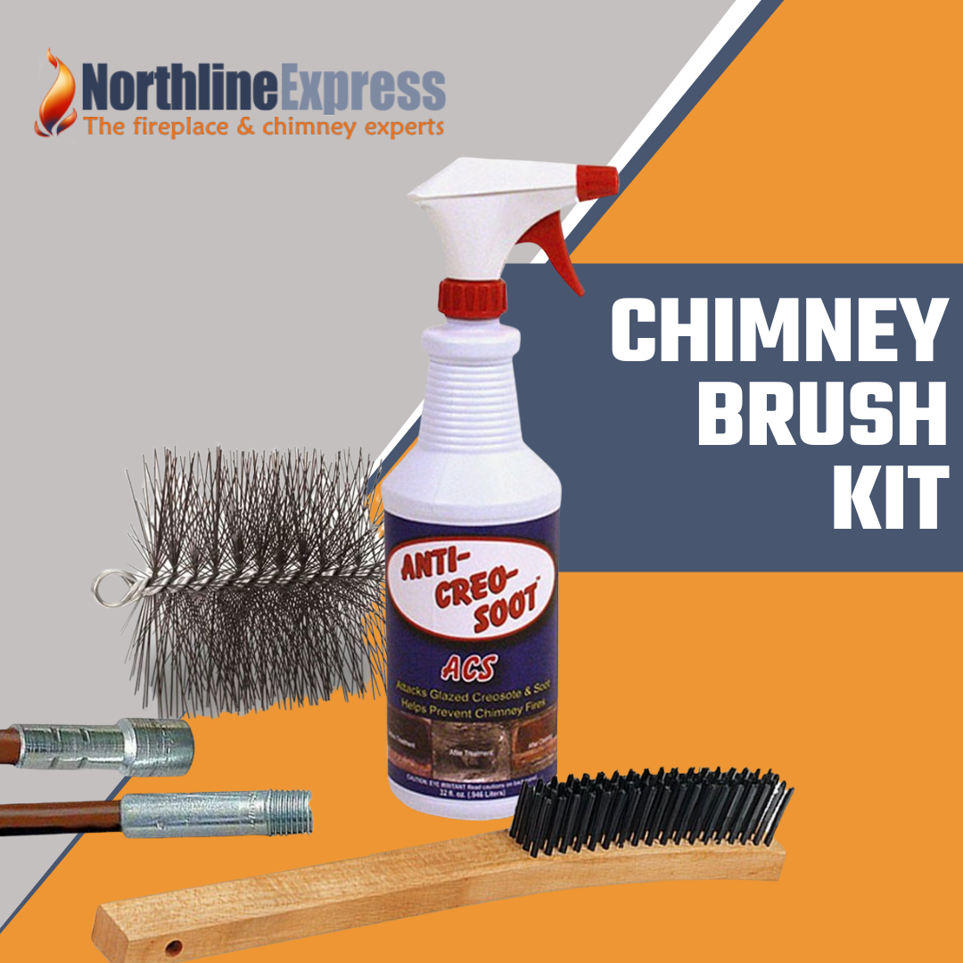 Cleaning Your Chimney Can Be A Daunting Task But How About Selecting The Right Equipment To Clean It Http Ow Ly In 2020 Chimney Brushes Chimney Cleaning Brush Kit