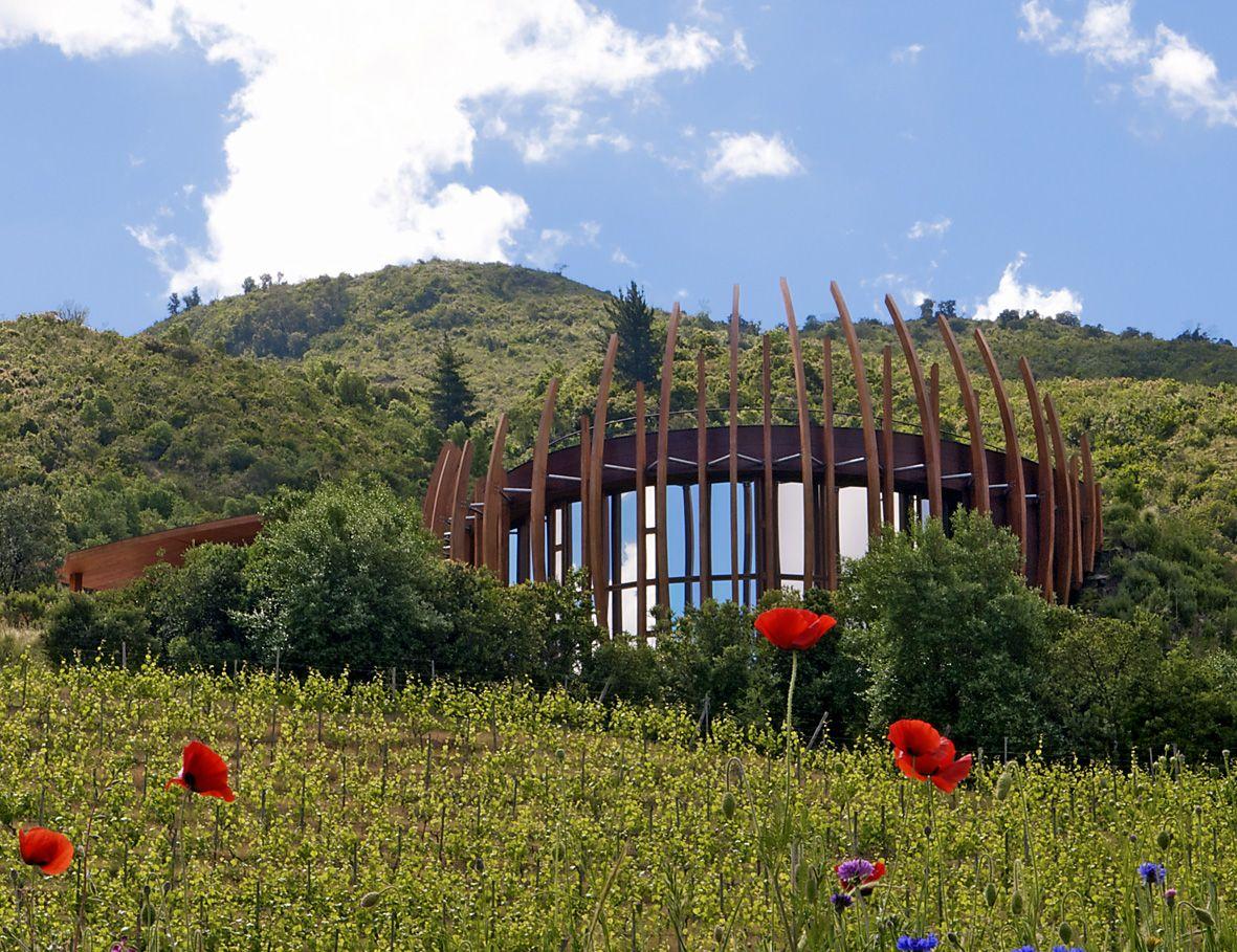 Lapostolle #wine #architecture #chile