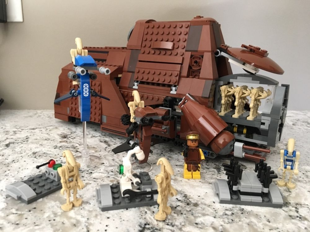 Lego Star Wars MTT Droid Transport (75058) BONUS SPEEDER and
