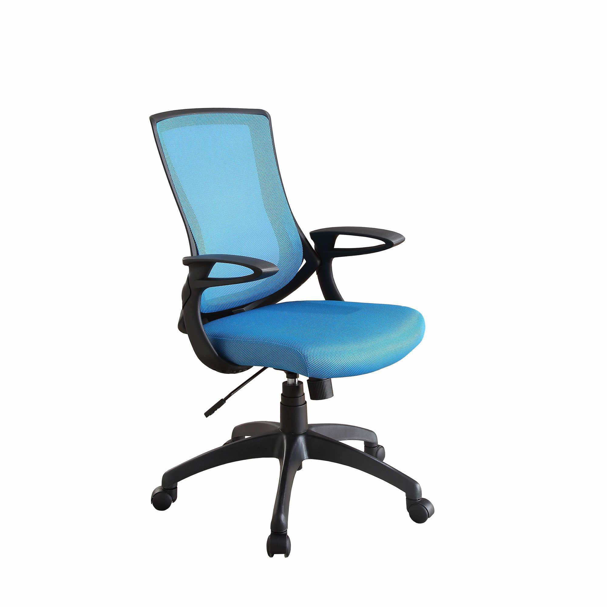 Carlyle Desk Chair Linon Office Chair Turquoise Chair