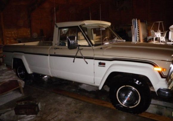 1975 jeep j10 pickup truck 4x4 barn find for sale front whips 1975 jeep j10 pickup truck 4x4 barn find for sale front publicscrutiny Image collections