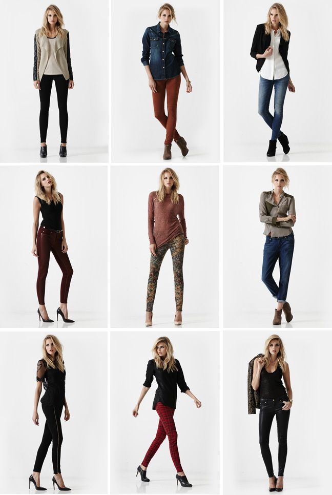 7 For All Mankind Looks We Love.............. Take the guesswork out of getting dressed when you shop our pre-styled looks 7 For All Mankind