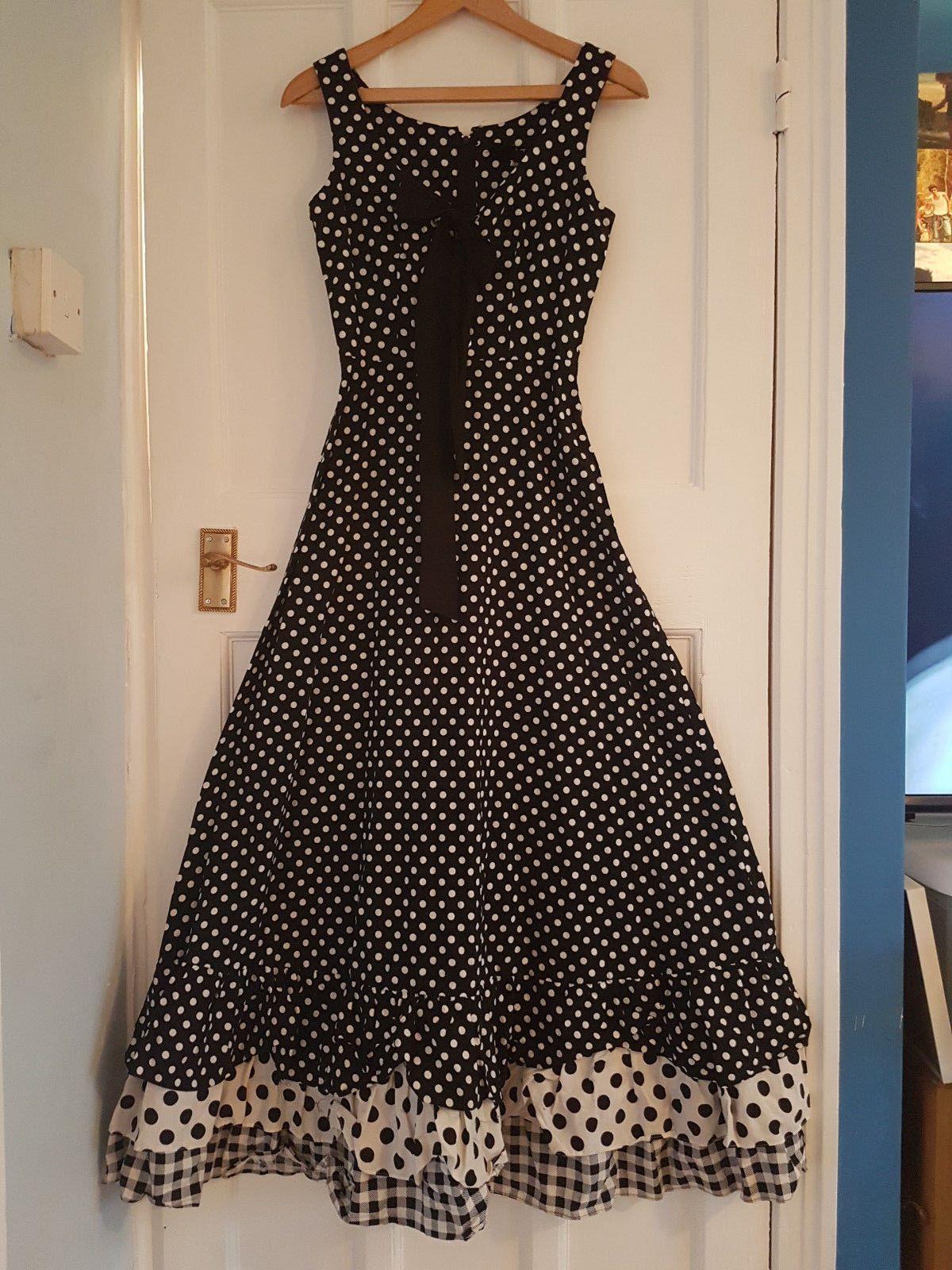 Vintage corset front winchester london maxi dress boho hippy prairie