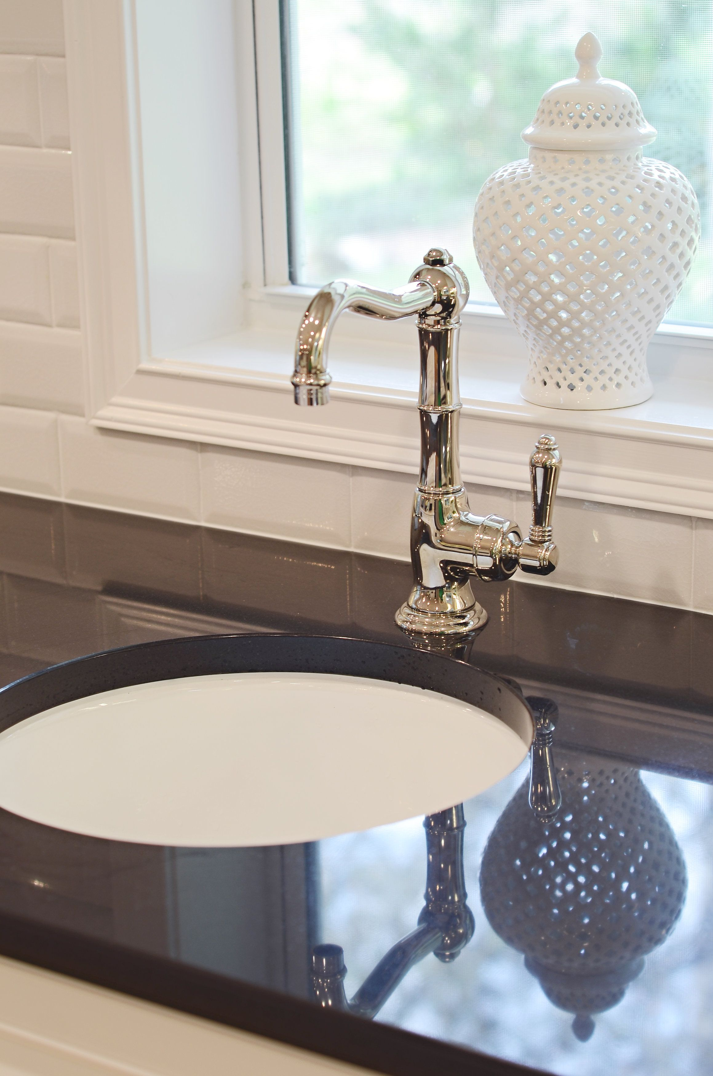 Gainesville Kitchen Classic Remodel - White shaker cabinet ...