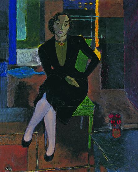 100. yılında büyük usta Nuri İyem'den 'Portre'ler - Kültür Sanat  Haberleri… This wonderful painting of Nuri Iyem show that he did make  some other motifs as well  which easily can be compared with the quality of Matisse.  (Pharyah)