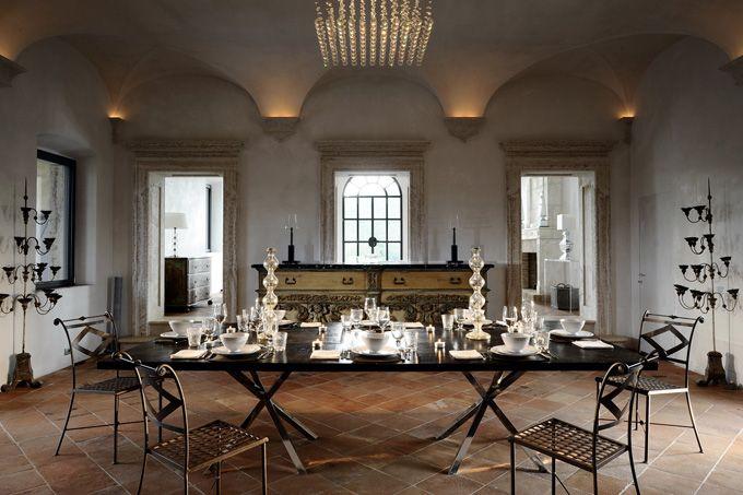 Castello Di Reschio, Luxury Italian Villa For Rental, Umbria, Italy.